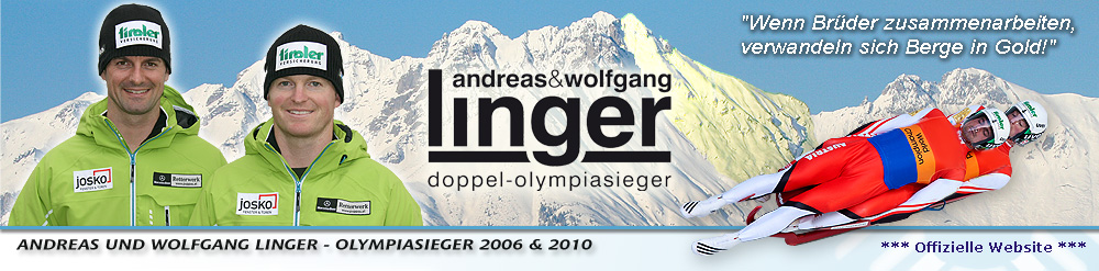 Andreas und Wolfgang Linger